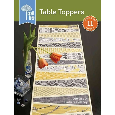 Craft Tree Table Toppers