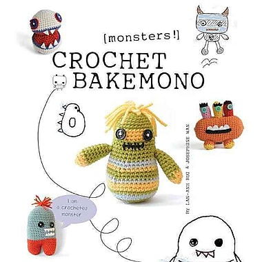Crochet Bakemono (Monsters!)