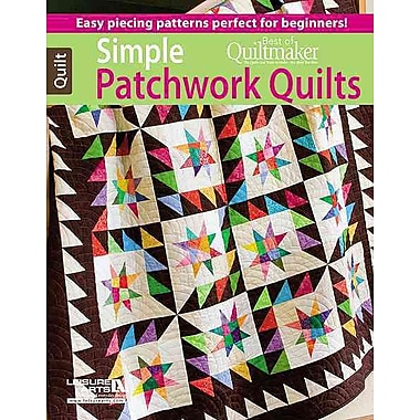Simple Patchwork Quilts -- Best of Quiltmaker