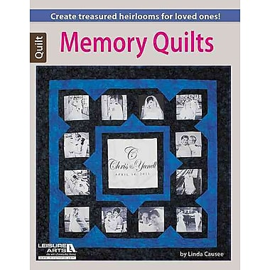 Memory Quilts (Leisure Arts Quilt)