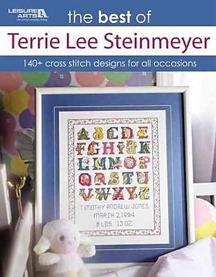The Best of Terrie Lee Steinmeyer (Leisure Arts #4824)
