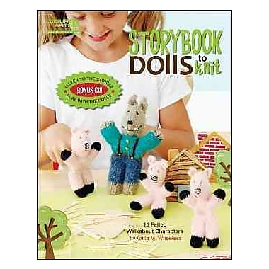 Storybook Dolls to Knit (Leisure Arts 5286)