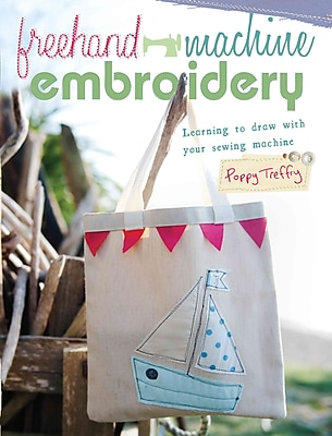 Freehand Machine Embroidery: Learning to draw with your sewing machine