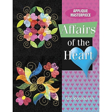 Applique Masterpiece Affairs of the Heart
