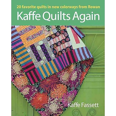 Kaffe Quilts Again: 20 Favorite Quilts in New Colorways from Rowan ... : kaffe quilts again - Adamdwight.com