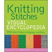 Knitting Stitches ViSUAL Encyclopedia