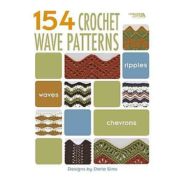 154 Crochet Wave Patterns (Leisure Arts 4312)