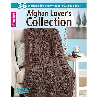 Afghan Lover's Collection (Leisure Arts 5505)