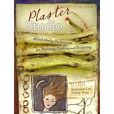 Plaster Studio: Mixed-Media Techniques for Painting, Casting and Carving