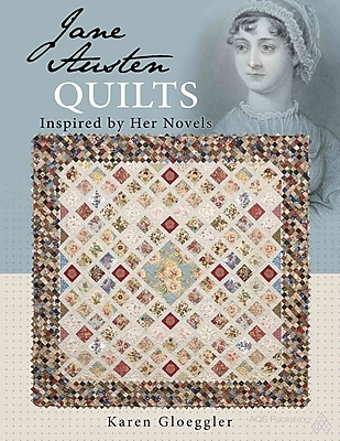 Jane Austen Quilts inspired by Her Novels