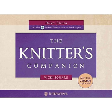 The Knitter's Companion Deluxe Edition w/DVD