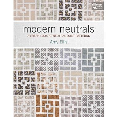 Modern Neutrals: A Fresh Look at Neutral Quilt Patterns