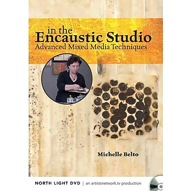 in the Encaustic Studio - Advanced Mixed Media Techniques