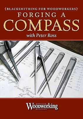 Blacksmithing for Woodworkers - Forging a Compass
