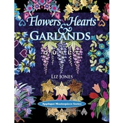 Flowers, Hearts and Garlands Quilt (Applique Masterpiece)