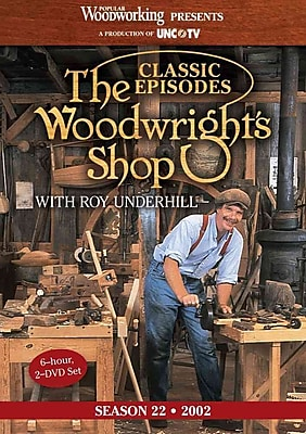 Classic Episodes, The Woodwright's Shop (Season 22)