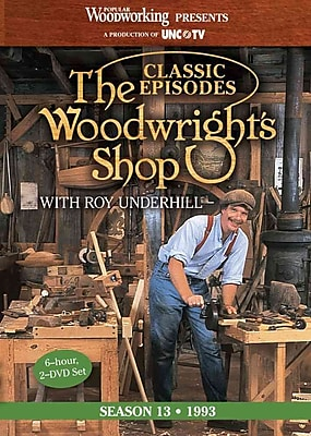 Classic Episodes, The Woodwright's Shop (Season 13)