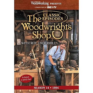 Classic Episodes, The Woodwright's Shop (Season 14)