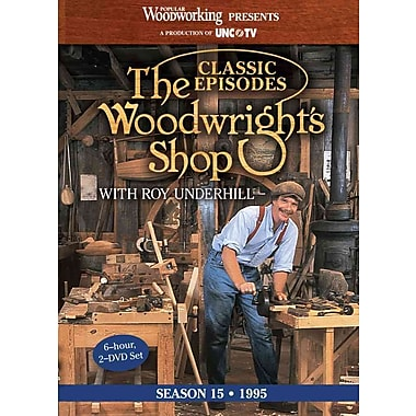 Classic Episodes, The Woodwright's Shop (Season 15)