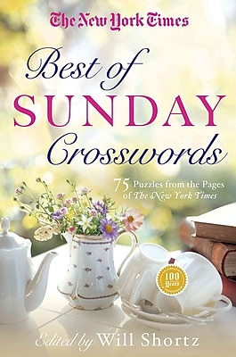 The New York Times Best of Sunday Crosswords: 75 Sunday Puzzles from the Pages of The New York Times