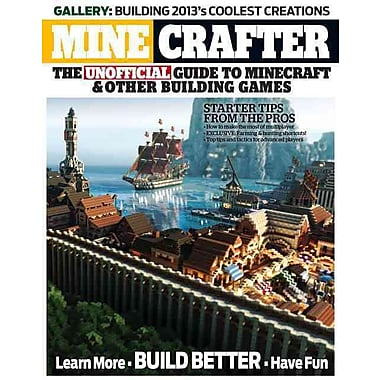 Minecrafter: The Unofficial Guide to Minecraft & Other Building Games
