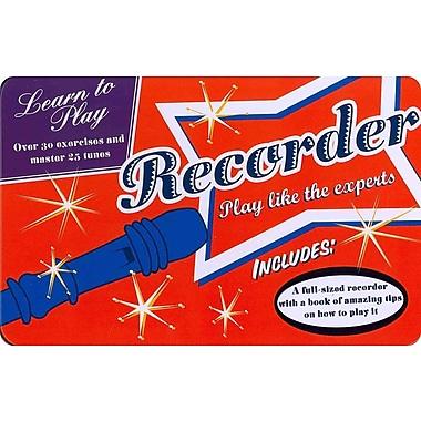 Recorder (Retro Tins)