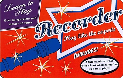 Recorder (Retro Tins)