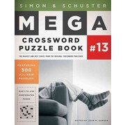 Simon & Schuster Mega Crossword Puzzle Book 13 (Simon & Schuster Mega Crossword Puzzle Books)