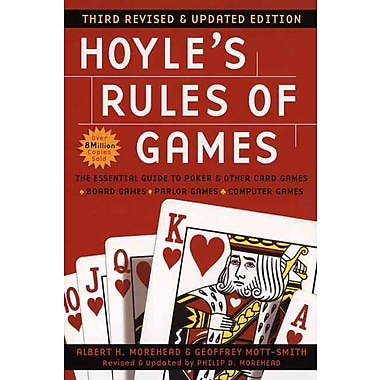 Hoyle's Rules of Games: Third Revised and Updated Edition
