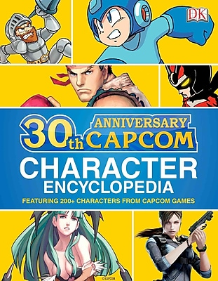 Capcom 30th Anniversary Character Encyclopedia