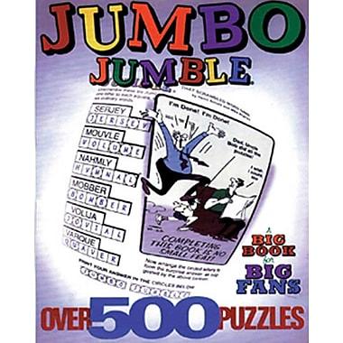 Jumbo Jumble: A Big Book for Big Fans (Jumbles)