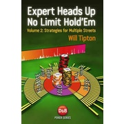 Expert Heads Up No Limit Hold'em Play, Volume 2: Strategies for Multiple Streets