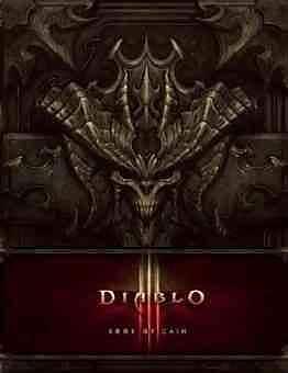 Diablo iii: Book of Cain (Deckle Edge)