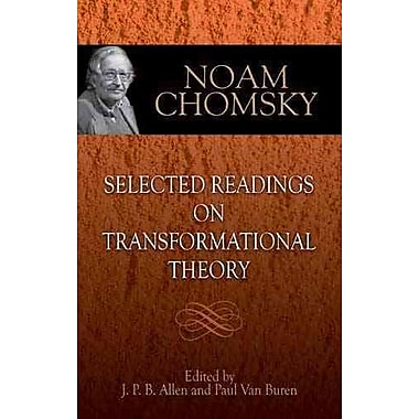 Selected Readings on Transformational Theory