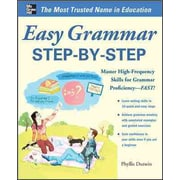 Easy Grammar Step-by-Step: With 85 Exercises (Easy Step-by-Step Series)