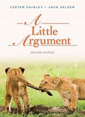 A Little Argument (2nd Edition)