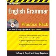 CliffsNotes English Grammar Practice Pack