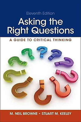 Asking the Right Questions (11th Edition)