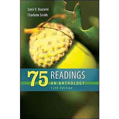 75 Readings: An Anthology