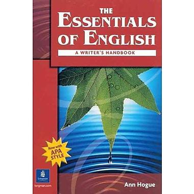 The Essentials of English: A Writer's Handbook