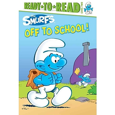 Off to School! Ready-to-Read