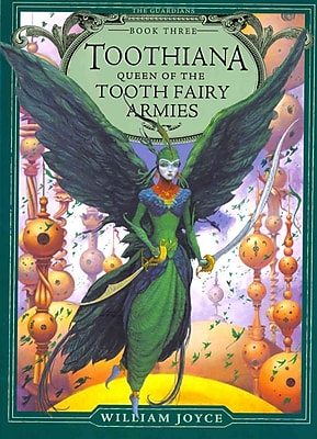 Toothiana, Queen of the Tooth Fairy Armies (The Guardians)