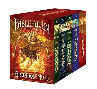 Fablehaven,Grade: 3 - 8