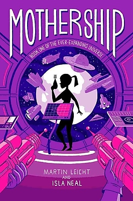Mothership (The Ever-Expanding Universe HC)