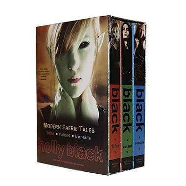Modern Faerie Tales: Tithe; Valiant; Ironside