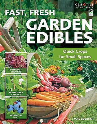 Fast, Fresh Garden Edibles: Quick Crops for Small Spaces