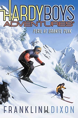 Peril at Granite Peak (Hardy Boys Adventures)