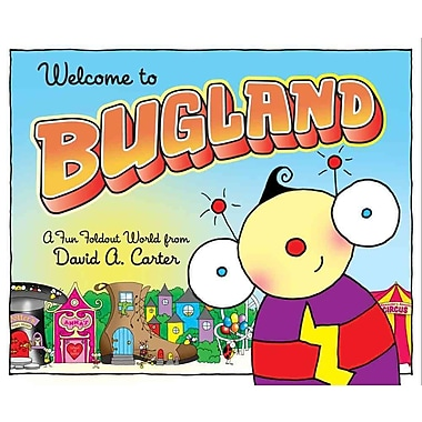 Welcome to Bugland!: A Fun Foldout World from David A. Carter