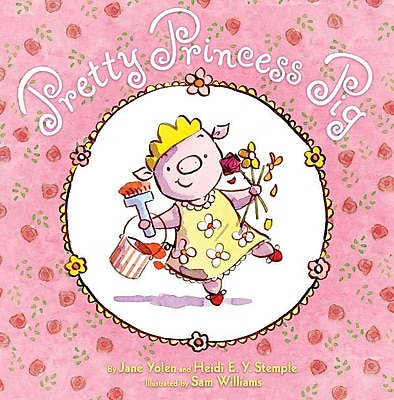 Pretty Princess Pig