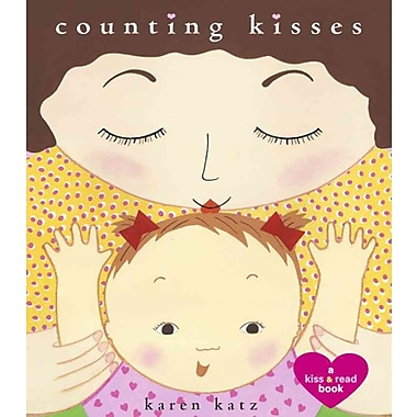 Counting Kisses: Lap Edition